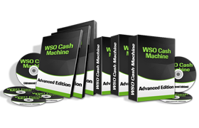 WSO Cash Machine Advanced Edition