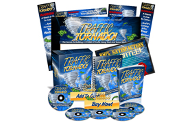 Traffic Tornado HTML PSD Minisite Template