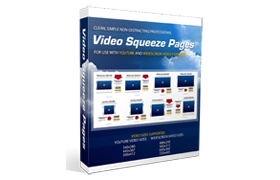 Video Squeeze Pages