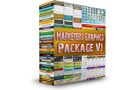 Marketers Graphics Package V1