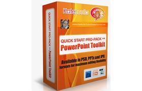 Quick Start Pro-Pack PowerPoint Toolkit
