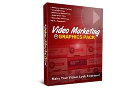 Video Marketing Graphics Pack