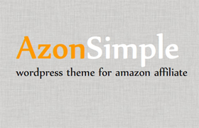 Azon Simple Premium Wordpress Theme