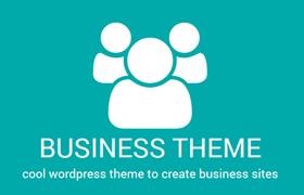 Premium Wordpress Business Theme