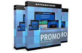 Promo Wordpress Theme
