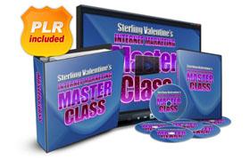 Sterling Valentine's Internet Marketing Master Class