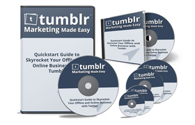 Tumblr Marketing Made Easy