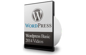 Wordpress Basic 2014 Videos