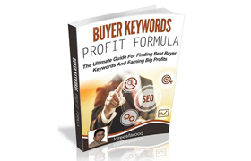 Buyer Keywords Profits Formula