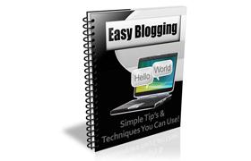 Easy Blogging
