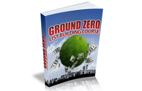 Ground Zero List Building Course