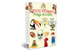 7000+ Clipart Mega Bundle