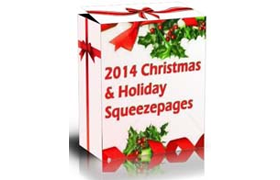 Christmas and Holiday Squeeze Pages