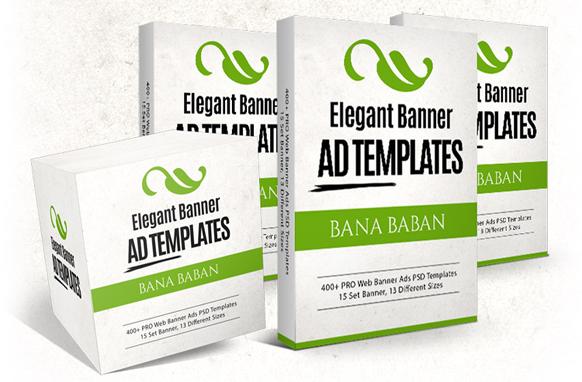 Elegant Banner Ads