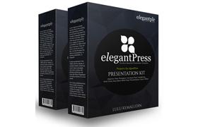 Elegant Press Presentation Kit