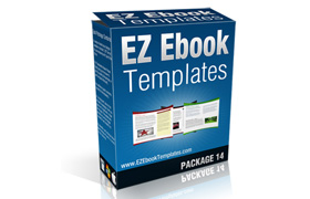 EZ Ebook Templates Package V14