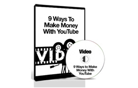 9 Ways Make Money With YouTube
