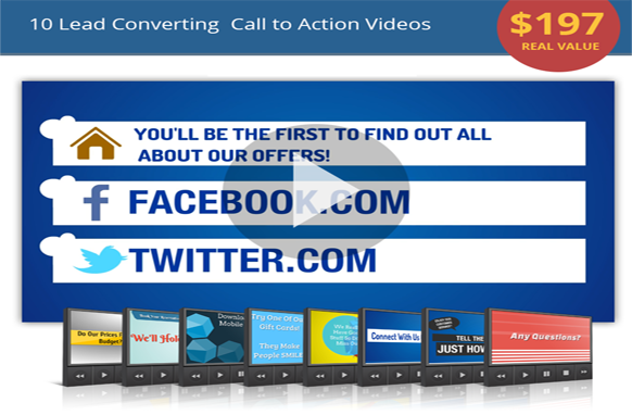 10 Lead Converting Call to Action Videos
