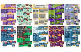 30 Advertisement Banner Sets