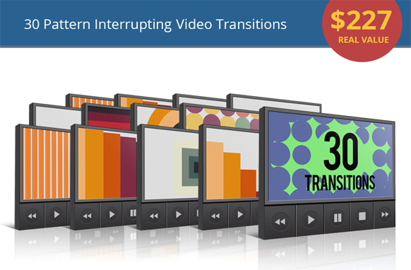 30 Pattern Interrupting Video transitions