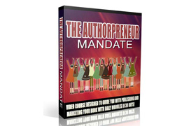The Authorpreneur Mandate