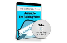 Avalanche List Building Videos