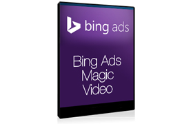 Bing Ad Magic Video