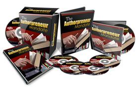Authorpreneur Mandate Video Course