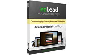 ezLead WP Plugin – WordPress Landing Pages