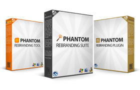 Phantom Rebranding Suite