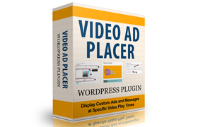 Video Ad Placer Wordpress Plugin