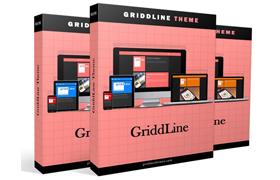GriddLine Premium Wordpress Theme