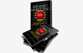 Internet Marketing Animated Video Squeeze Pages