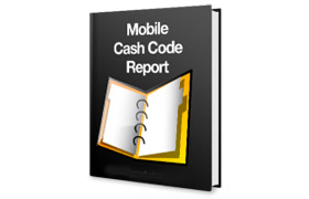 Mobile Cash Code Report