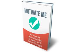 Motivate Me