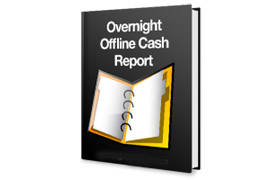Overnight Offline Cash Report