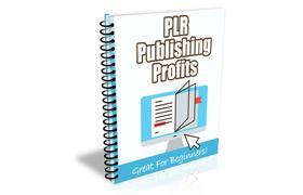 PLR Publishing Profits