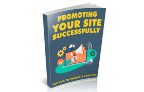 Promoting Your Site Successsfully