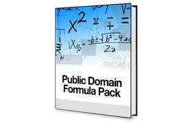 Public Domain Formula Pack