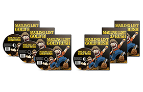 Mailing List Gold Rush