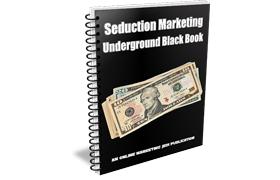 Seduction Marketing Underground Black Book