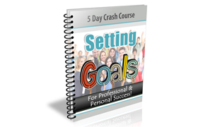 Setting Goals For Professional and Personal Success
