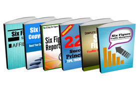 Six Figure Money Making Ebook Collection
