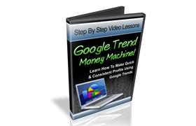 Google Trends Money Machine