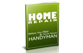 Home Repair Before You Hire A Home Repair Handyman