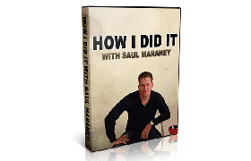How I Did It With Saul Maraney