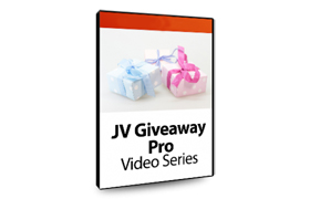 JV Giveaway Pro Video Series