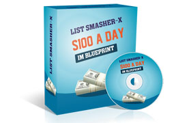 List Smasher-X $100 A Day IM Blueprint