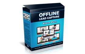 Offline Lead Capture Videos Pack