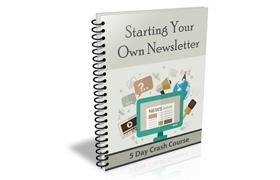 Starting Your Own Newsletter